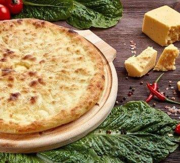 Осетинские пироги c сыром
