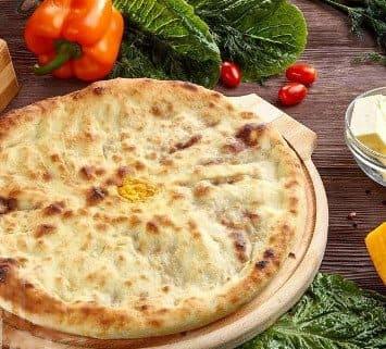 Осетинские пироги c болгарским перцем